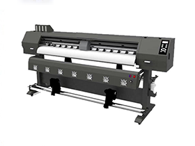 Economic Eco Solvent Printer